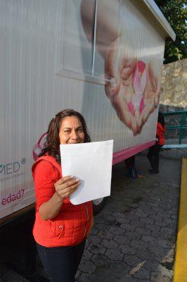 Se trata de prevenir y detectar a tiempo el cáncer de mama