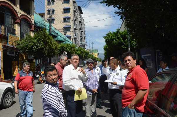 Pactan apertura de Avenida Morelos