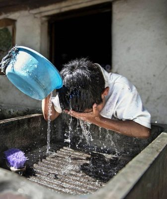 La crisis de agua ya está aquí