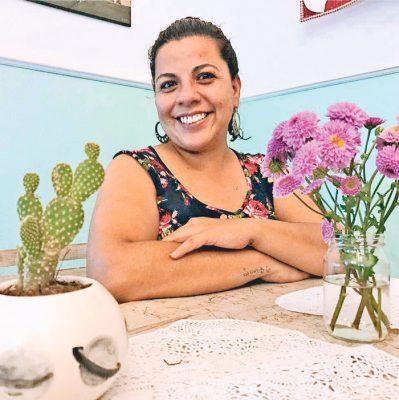 Priscila Santoveña, una guerrera contra el cáncer de mama
