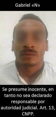 A prisión, presunto homicida en Veracruz
