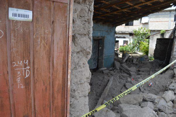 Censarán 400 casas en Xochitepec