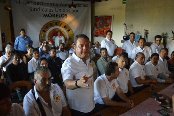 Presentan Nueva Federación de Sindicatos