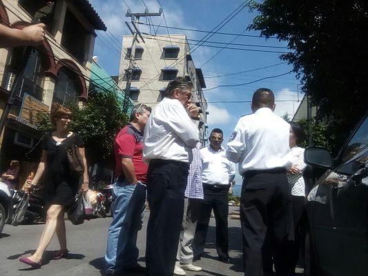 Exigen apertura total de Avenida Morelos