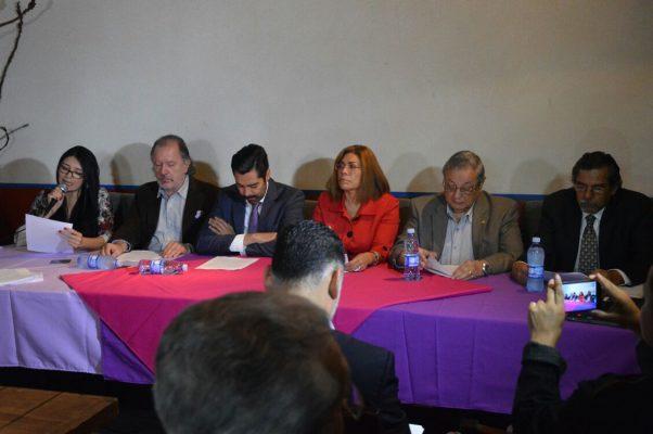 Buscan la transparencia en la reconstrucción de Morelos