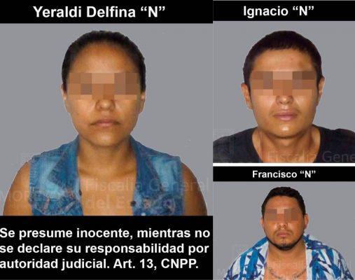 Identifican a cuatro presuntos asesinos de autoridades ejidales