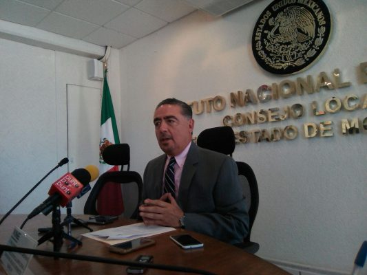 Ponen fecha para instalación de Consejo Local del INE