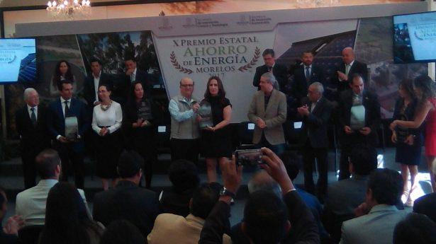 [En Vivo] Entregan Premio Estatal de Ahorro de Energía 2017