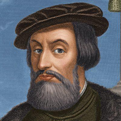 Confunden a Colón con Cortés