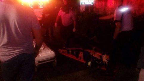 Camión de La Piedad sufrió un accidente; hay ocho lesionados