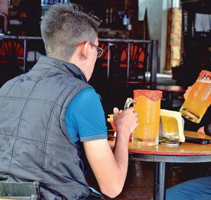 Marcha atrás al alcoholímetro
