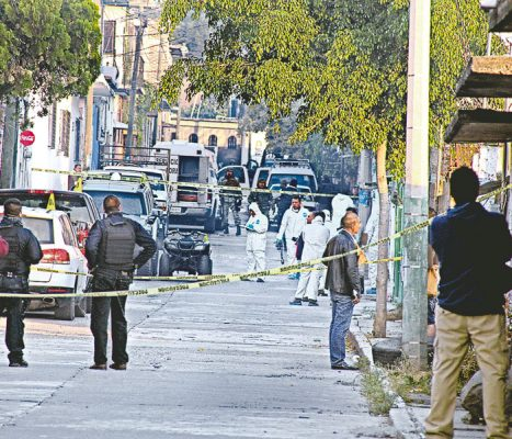 Enfrentamiento deja 6 muertos