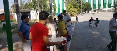Familias de Zacatepec sin apoyo del Fonden