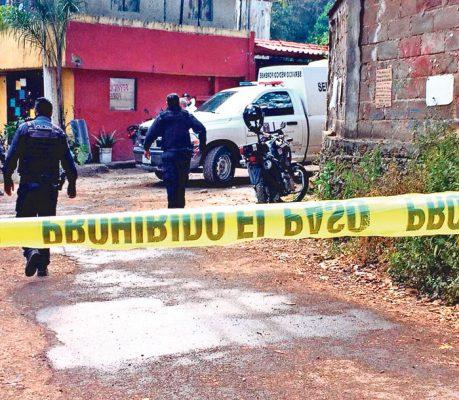 Asesinan a hombre a cuchilladas en Santa María