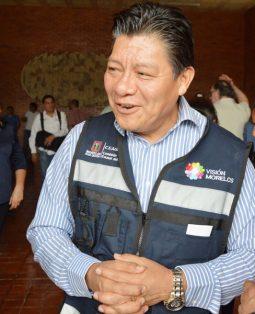 MATÍAS QUIROZ MEDINA, secretario de Gobierno. Foto: Froylán Trujillo