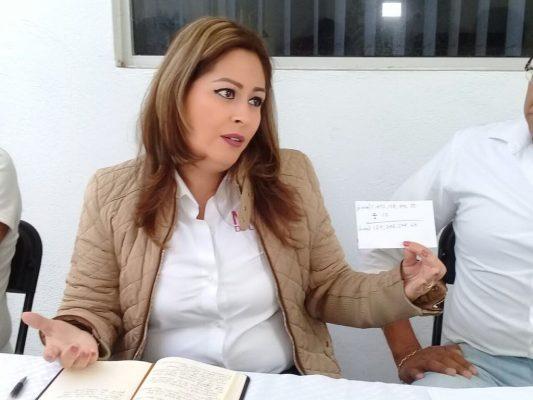 Urgente implementar rescate del campo en Morelos: Lucía Meza