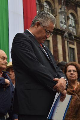 Presentará hoy Alejandro Vera su renuncia