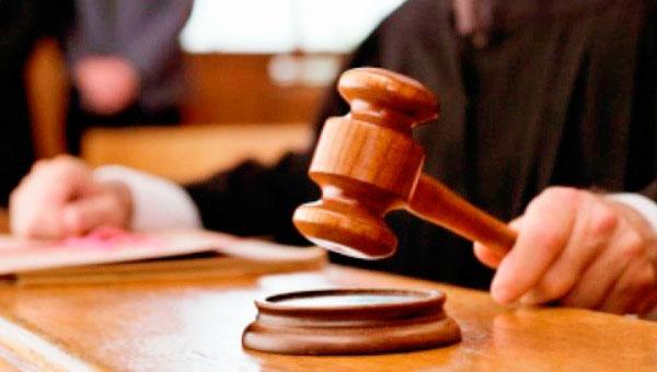 Condena de dos años por robo a gasolinera