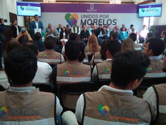 [EN VIVO] Se avanza en la reconstrucción de Morelos