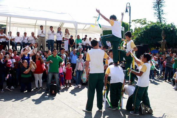 [VIDEO] Disfrutan desfile cívico deportivo en Jiutepec
