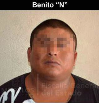 Asaltante de Cuernavaca suma sentencias