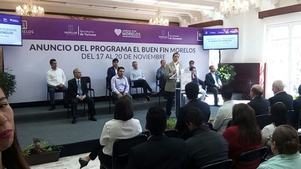 [EN VIVO] Anuncian el Buen Fin Morelos