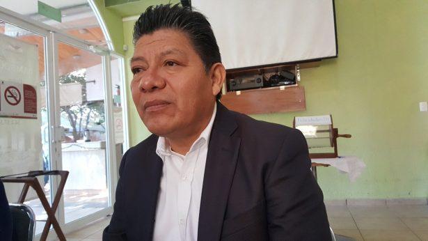 No busco un cargo de elección: Matías Quiroz