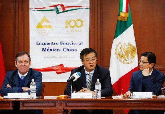 Debe intensificar México su relación comercial con China