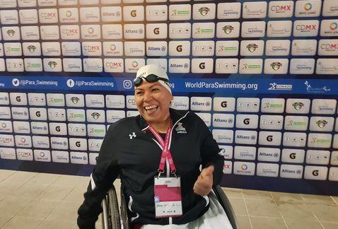 Se despide Paty Valle con medalla de bronce