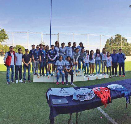 Concluye Copa Interfacultades de futbol con bardas