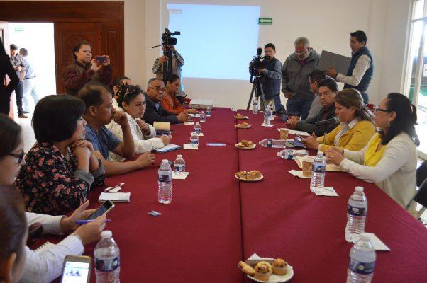 Retrasan reporteros ley de protección a periodistas