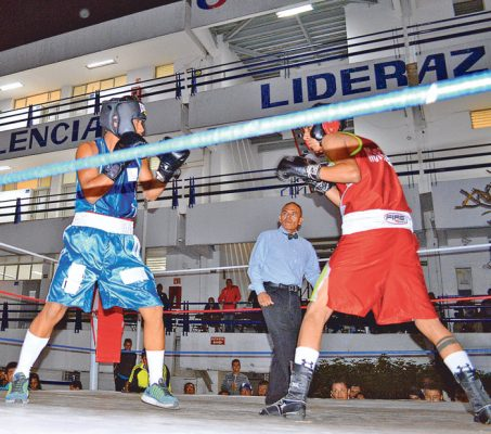Gana Walter Hernández campeonato de box
