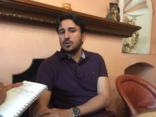Altafi buscará la diputación federal