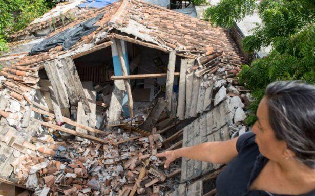 Construirán 260 casas a damnificados de Morelos