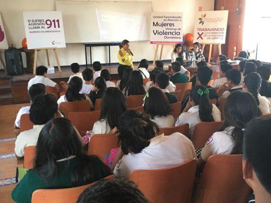 Crean red contra la violencia a mujeres