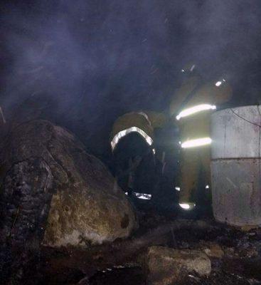 Arde vivienda en Chulavista