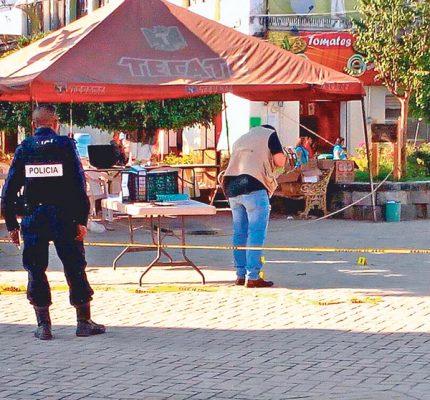 """""""Fue un caos"""", reprueban homicidio en Jojutla"""