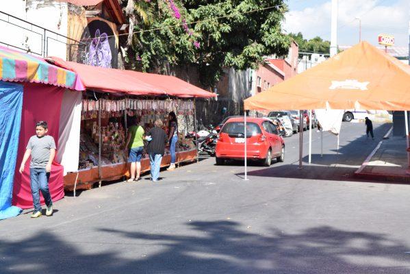 Cierre de calles y operativo vial por celebraciones guadalupanas