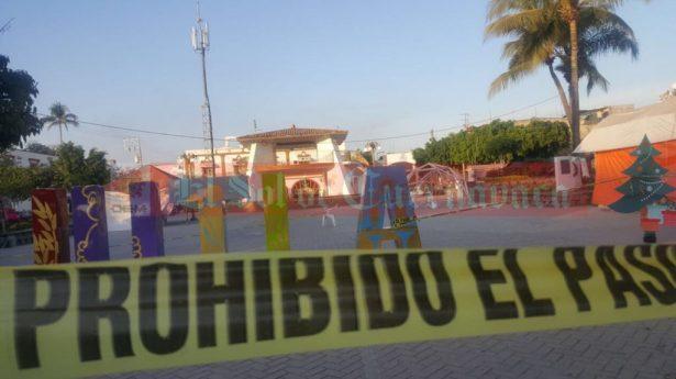Irrumpen sujetos armados en módulo de Jojutla; muere una mujer