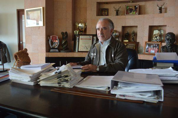 Encabezará Urquiza su primera sesión de Consejo