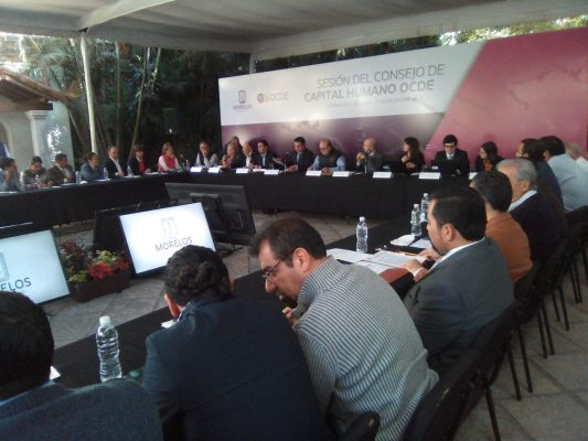 [EN VIVO] Consejo de Capital Humano con la OCDE