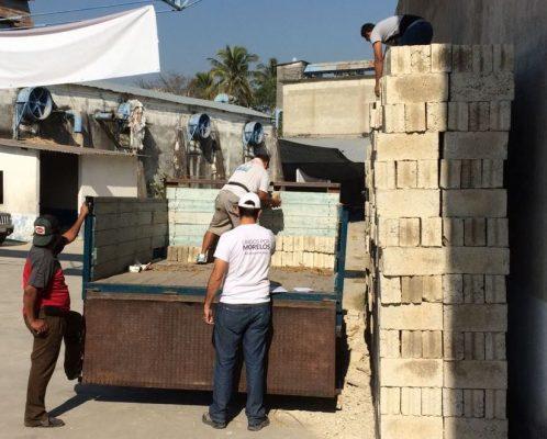 Inicia entrega de material en Jojutla y Zacatepec