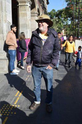 Denuncia Javier Sicilia amenazas