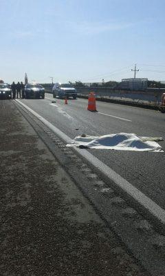 Muere mujer embestida por un tráiler en Yautepec