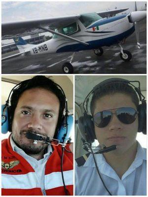 Se extravía aeronave de la escuela Aeropacífico entre Guerrero y Morelos