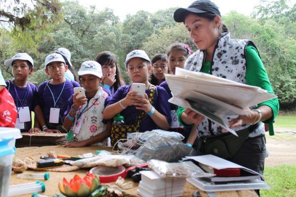 [EN VIVO] Inauguran la Cumbre Infantil Morelense por el Medio Ambiente