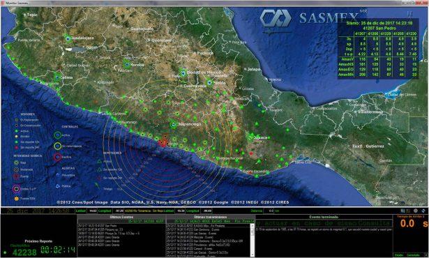 Contará Morelos con antenas de alerta sísmica