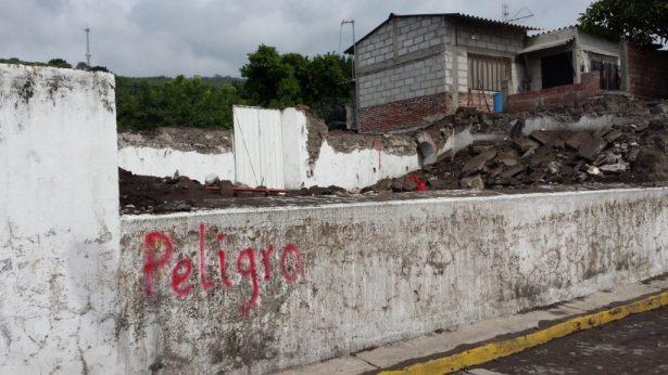Continúan los temblores: comunidad Bonifacio