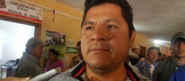 Demandan ayudantes municipales obras y servicios