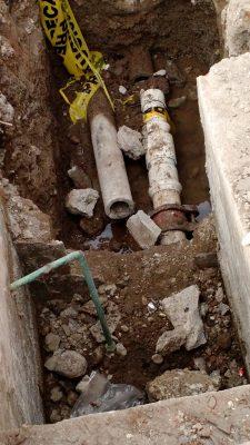 Continúa contaminada el agua en Puente de Ixtla
